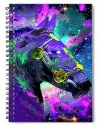Horse Head Nebula II Spiral Notebook