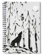 Howl #2 Spiral Notebook