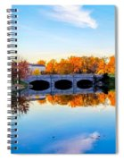 Hoyt Lake Spiral Notebook