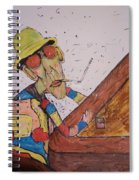Hunter S. Thompson Spiral Notebook