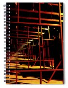 Hurdles Spiral Notebook