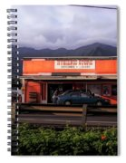 Hygienic Store, Kahalu'u Spiral Notebook