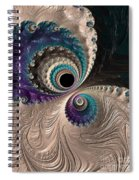 I Have My Eye On You. Spiral Notebook