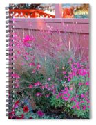 I Love My Flowers Spiral Notebook