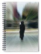 I Walk Alone Spiral Notebook