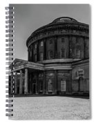 Ickworth House, Image 1 Spiral Notebook