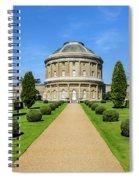 Ickworth House, Image 14 Spiral Notebook