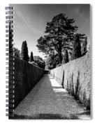 Ickworth House, Image 17 Spiral Notebook