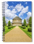 Ickworth House, Image 18 Spiral Notebook