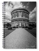 Ickworth House, Image 19 Spiral Notebook
