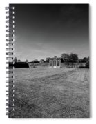 Ickworth House, Image 21 Spiral Notebook