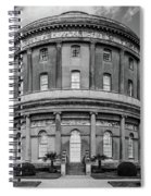 Ickworth House, Image 26 Spiral Notebook