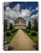 Ickworth House, Image 31 Spiral Notebook