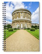 Ickworth House, Image 36 Spiral Notebook
