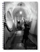 Ickworth House, Image 37 Spiral Notebook