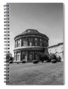 Ickworth House, Image 38 Spiral Notebook