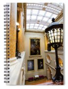 Ickworth House, Image 39 Spiral Notebook