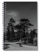Ickworth House, Image 41 Spiral Notebook