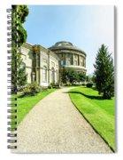 Ickworth House, Image 6 Spiral Notebook