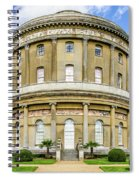 Ickworth House, Image 9 Spiral Notebook