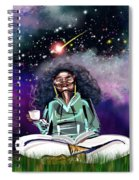 I.c.u Like U.c.me Spiral Notebook