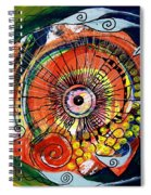 Idiosyncratic Spiral Notebook