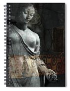 If Not For You - Statue Spiral Notebook