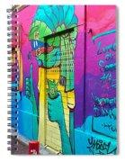 If You Love Graffiti  Spiral Notebook