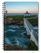 Illa Pancha - Spain Spiral Notebook