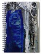 Illusionist Spiral Notebook