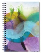 In A Mood Spiral Notebook