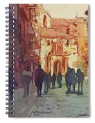 In Salamanca Spiral Notebook