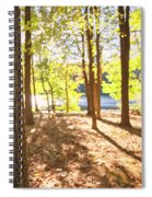 In The Forest Spiral Notebook