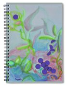 In The Garden Of Kindness Spiral Notebook