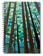 In The Redwoods Spiral Notebook