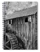 In The Smoky's II Spiral Notebook