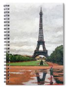 In The Summer When It Sizzles? Spiral Notebook