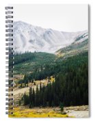 Independence Pass Spiral Notebook