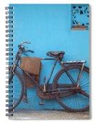 Indian Bike Spiral Notebook