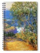 Indian Tobacco Trees La Jolla 1916 Spiral Notebook