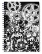 Industry Iron Spiral Notebook