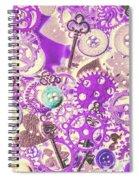 Interlocked Spiral Notebook