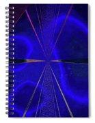 Into Oblivion Spiral Notebook