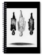 Inverted Nurses - Artwork Spiral Notebook