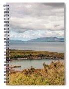 Irish Coastline Spiral Notebook