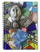 Ishtar Spiral Notebook