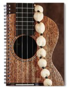 Island Music Spiral Notebook