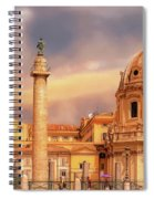 It Ain't Half Hot Mum, Rome Spiral Notebook
