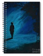 It's Just A Matter Of Time Spiral Notebook
