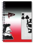 Jack To King Spiral Notebook